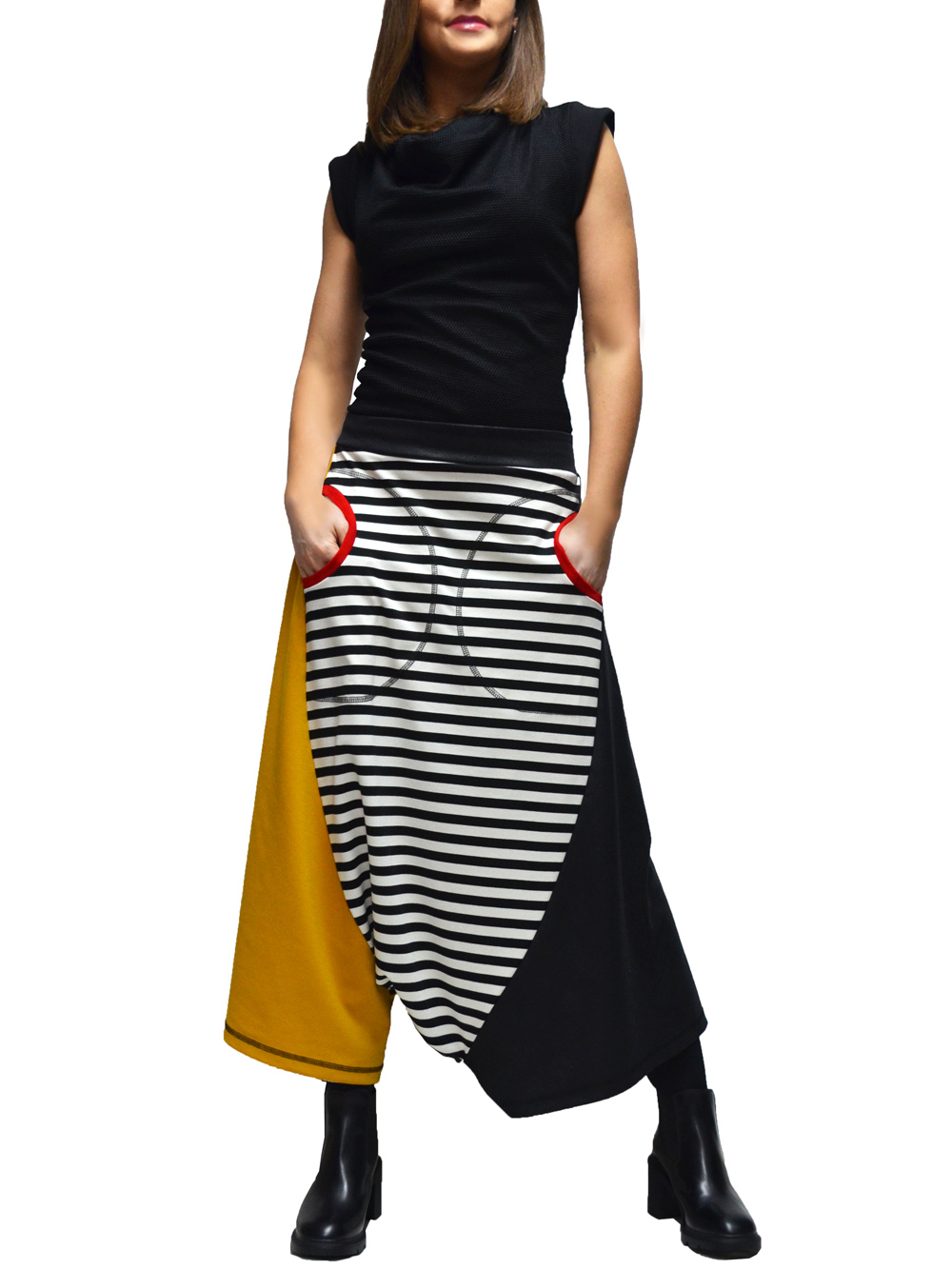 Ampelmann suknja-pantalone